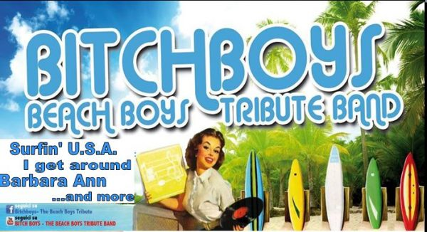 Beach Boys Tribute Band – Festa Hawaiana – Rende (CS)